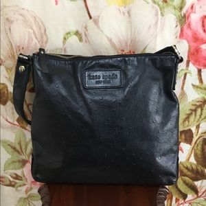Take 50% OffKate Spade Ostrich Embossed Bag